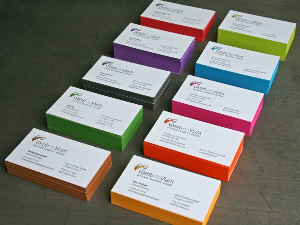 20 Clean And Creative Letterpress Business Cards (20)