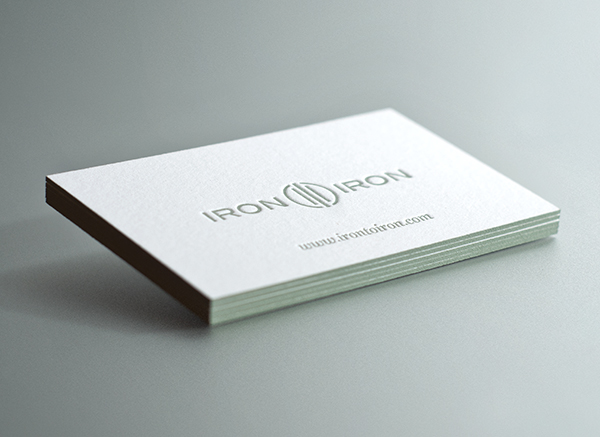 20 Clean And Creative Letterpress Business Cards (14)
