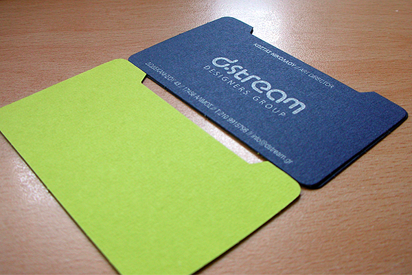 15 Great Examples Of Die-Cut Business Cards