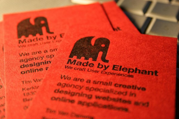 20 Clean And Creative Letterpress Business Cards (11)