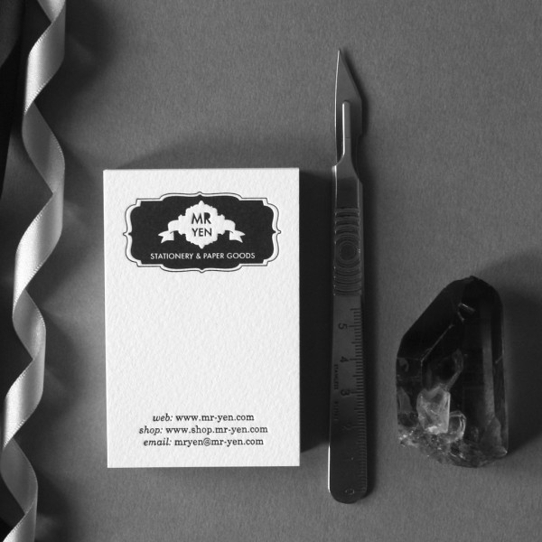 20 Clean And Creative Letterpress Business Cards (8)