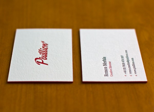 20 Clean And Creative Letterpress Business Cards (7)