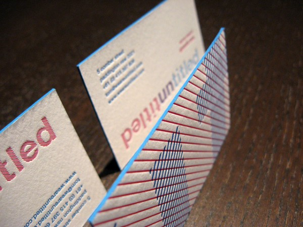 20 Clean And Creative Letterpress Business Cards (3)