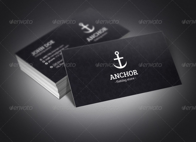 Anchor Business Cards