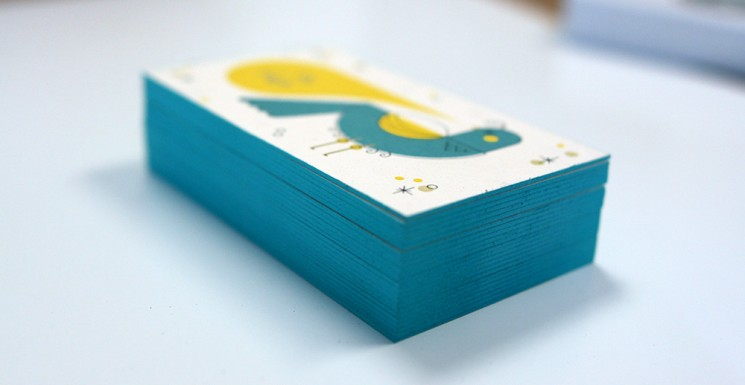 20 Creative Colorful Business Card Designs