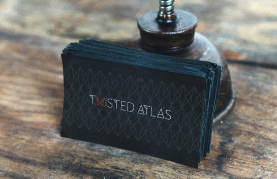 Twisted Atlas Business Cards