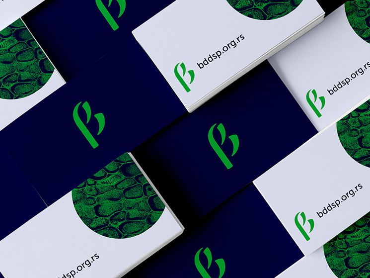 Biological Society Business Card