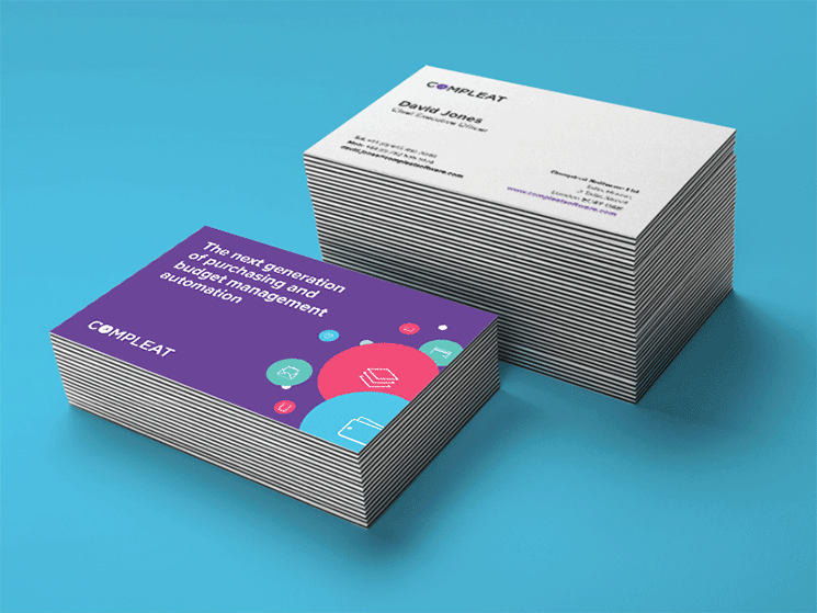 Compleat Software Business Card