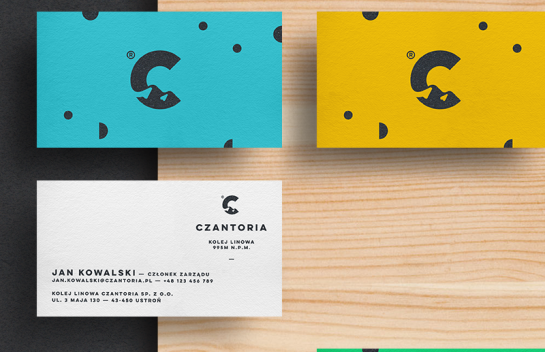 Czantoria Business Card